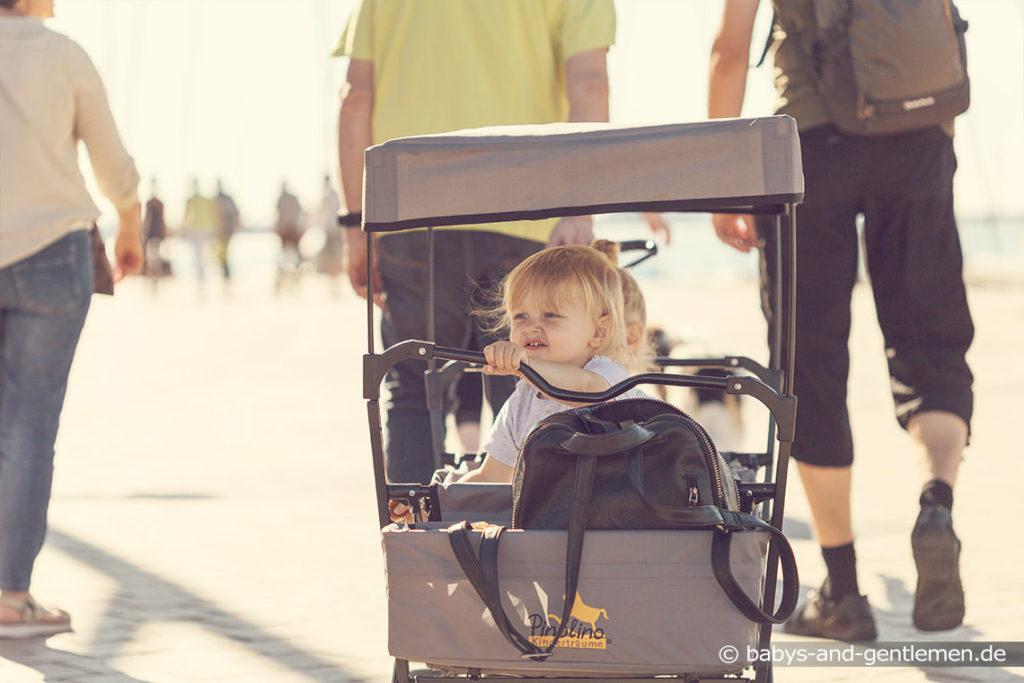 Bollerwagen von Pinolino für Kinder