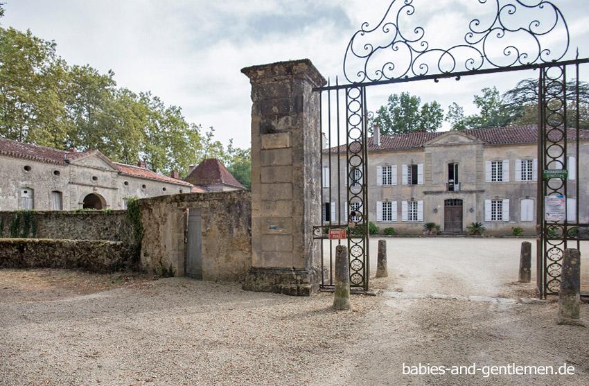 Cheateau du prada in Labastide dArmagnac